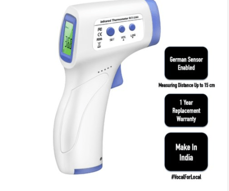 Best-Non-Contact-Infrared-Medical-Thermometers